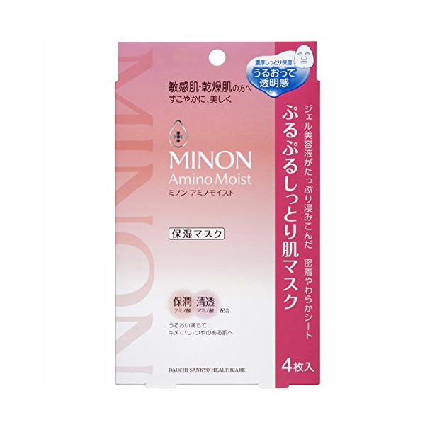 日本  MINON Amino Moist 面膜