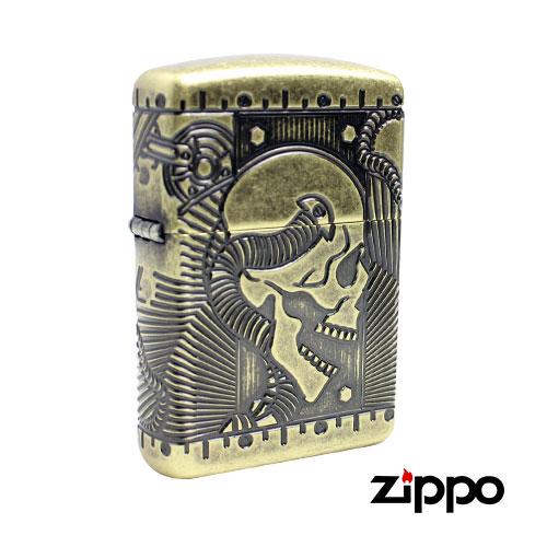 Zippo‧蒸氣龐克(Armor).打火機 29268