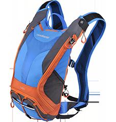 【7號公園自行車】SHIMANO UNZEN 10系列水袋背包(付水袋)