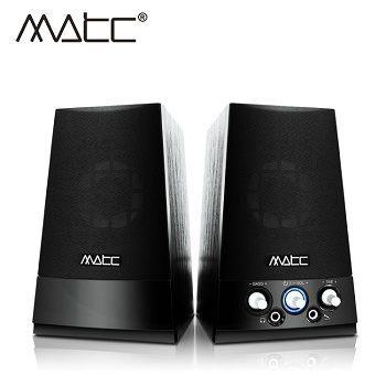[NOVA成功3C]【MATC】MA-2210 2.0聲道 魔音天使多媒體音箱  喔!看呢來