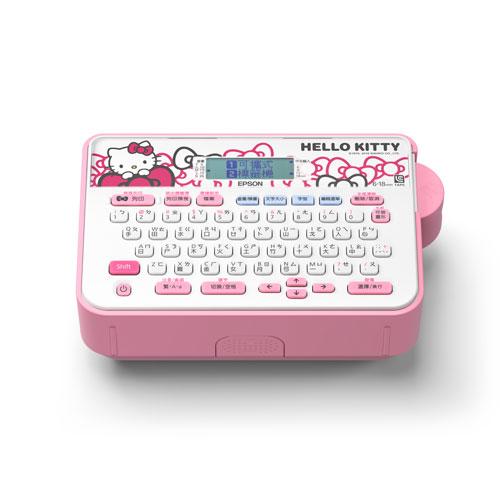 台灣限定版【愛普生 Epson 標籤機】LW-200KT Hello Kitty 標籤機