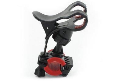 腳踏車手機支架 自行車支架 導航架 行車紀錄器 衛星導航架 iphone6 S7 S015【Parade.3C派瑞德】