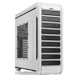 Xigmatek 刺客 Assassin USB 3.0 三大八小 電腦機殼 白色 開窗