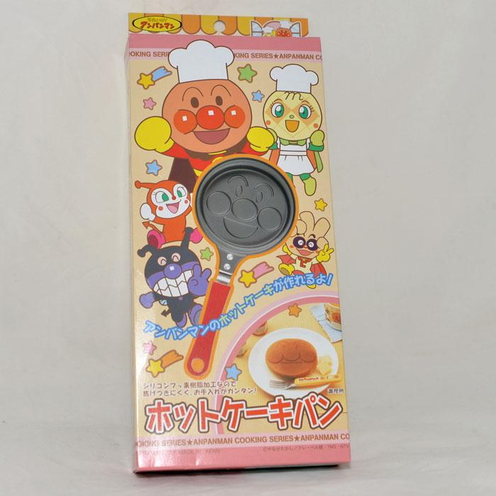 麵包超人 鬆餅烤盤 模具 日本帶回正版商品