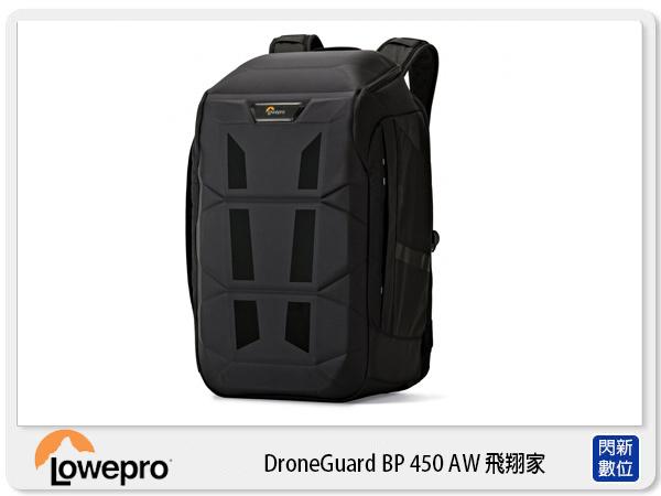 【分期0利率,免運費】Lowepro 羅普 DroneGuard BP 450 AW 飛翔家 後背 相機包 (立福公司貨)