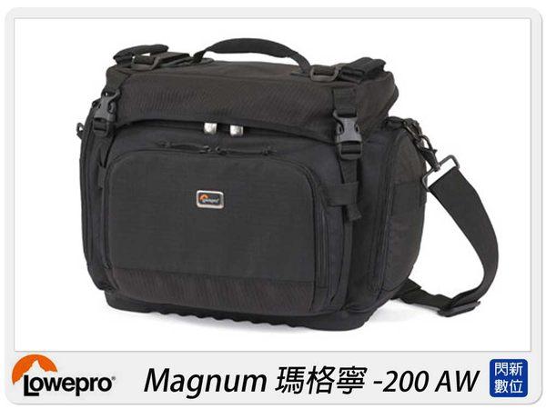 【分期0利率,免運費】LOWEPRO 羅普 Magnum 200 AW 瑪格寧 Magnum 200AW 單肩背包 側背包 防水相機包