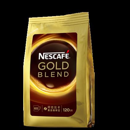 [即期良品]雀巢金牌微研磨咖啡補充包 (120g) *賞味期限:2016/12/13*