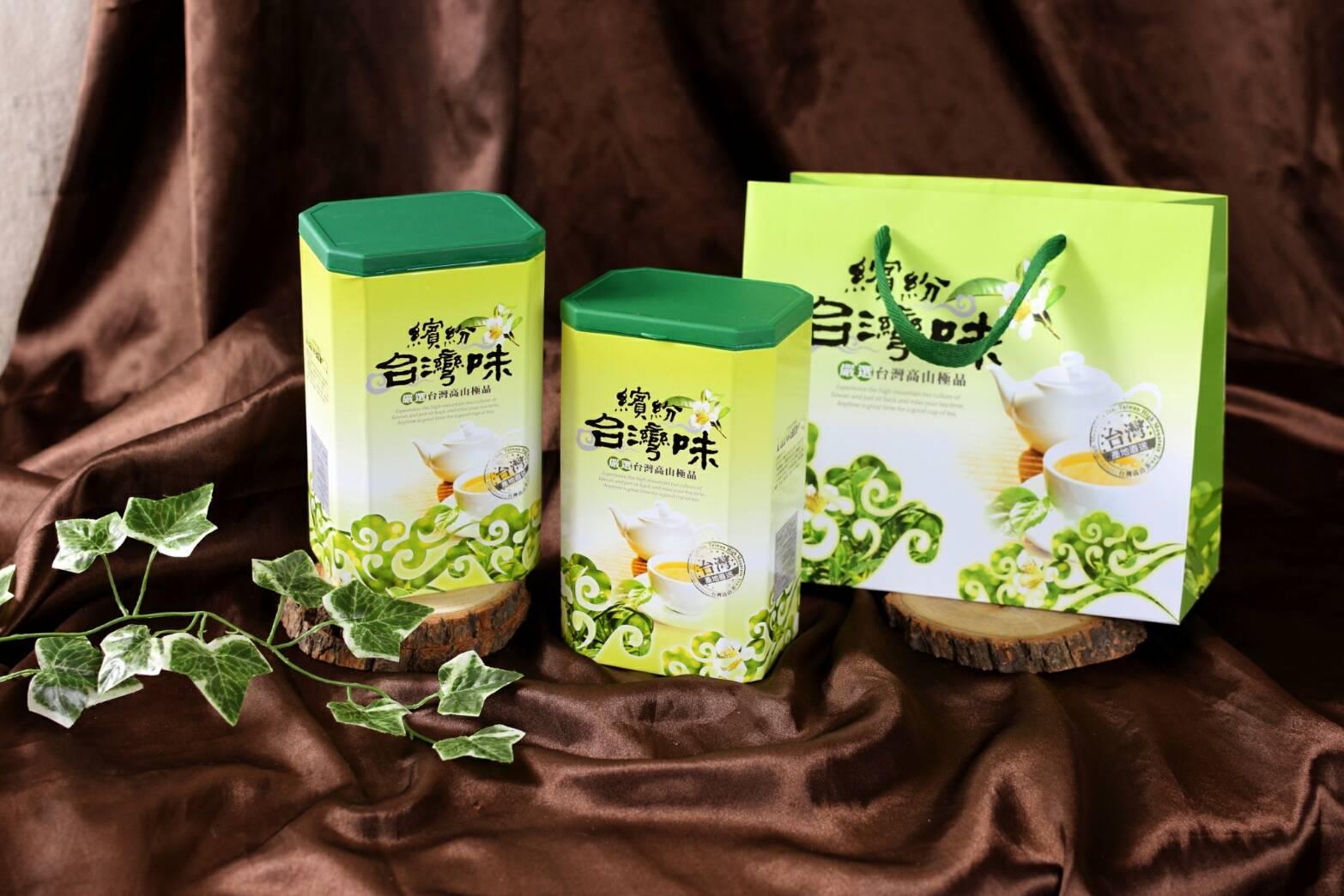 【香煎小陸】繽紛台灣味提盒