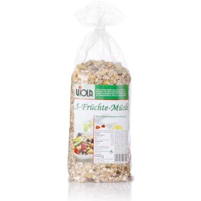 德國 Viola 麥維樂綜合水果穀片 50g 試用包