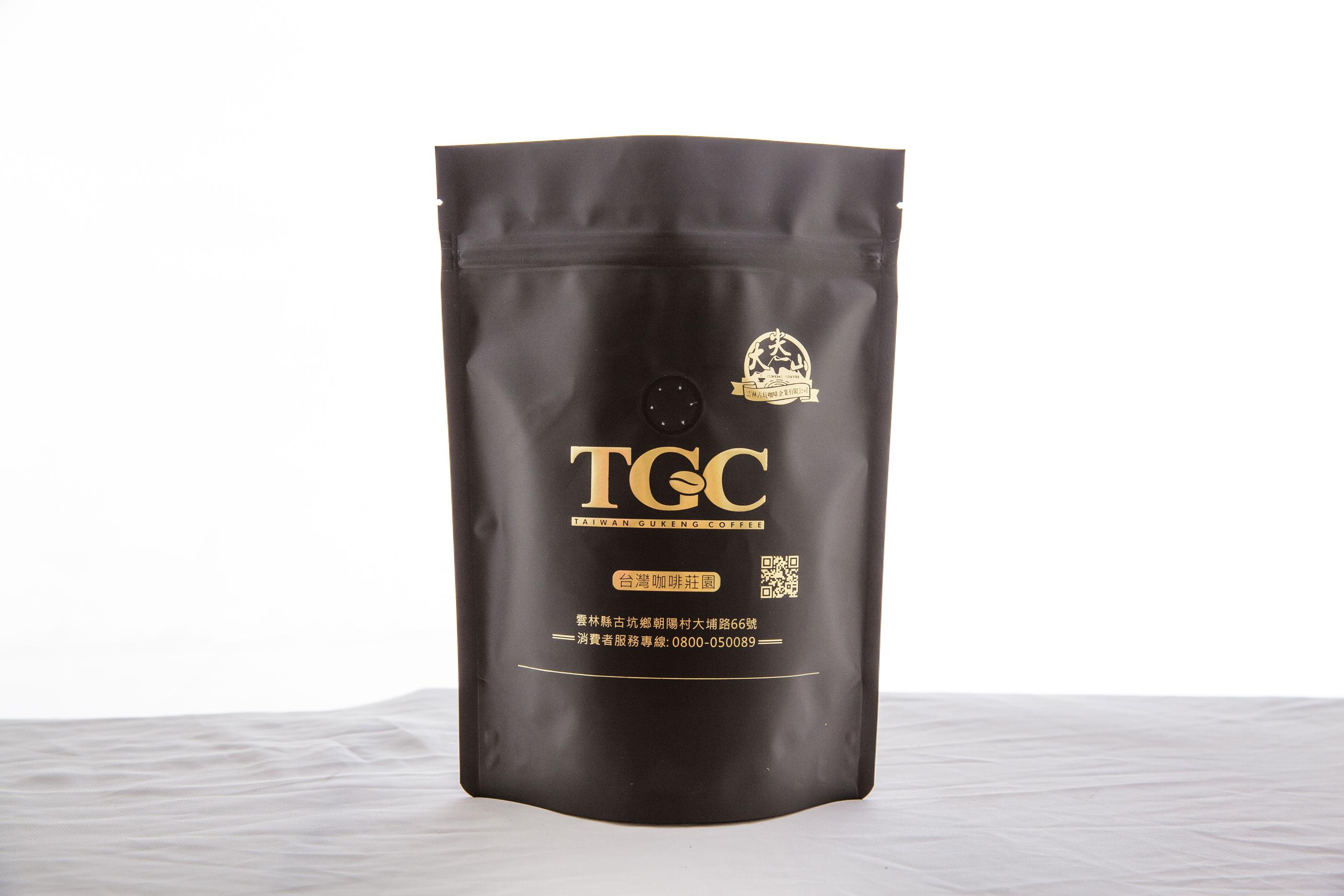 [古坑咖啡~TGC]典藏-綜合特調咖啡豆 1磅