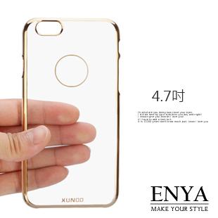 iPhone6/6S 4.7吋 爵士晶透手機殼 (郵寄免運) Enya恩雅