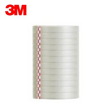 3M 502 OPP透明膠帶 ( 12mm x 40y ) - 單捲 / 筒裝