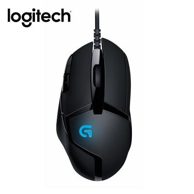 最快的遊戲滑鼠!【羅技Logitech】獨家光學感應器4000DPI 高速追蹤遊戲滑鼠 G402