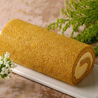 【羅撒蛋糕捲】彌月蛋糕/伴手禮推薦~「神田咖啡捲」