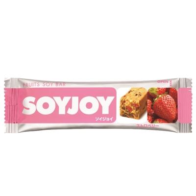 【鄉野情戶外專業】 SOYJOY |日本|  大豆營養棒/水果營養棒 健康零食 行進間糧/4987035 《草莓》