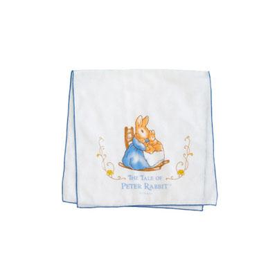 【悅兒樂婦幼用品館】奇哥 彼得兔 紗布澡巾(2入)