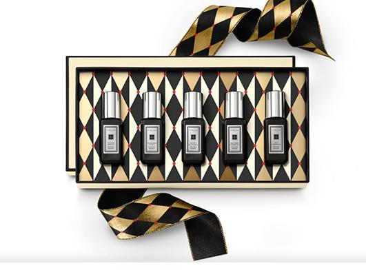 *Realhome* 英國香水名牌 Jo MALONE 熱賣5入黑瓶香水禮品組 ~限量禮品