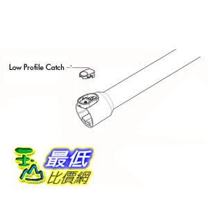 [105美國直購] Dyson Low Profile Catch for DC58, DC 59, DC59 Mortorhead #DY-965662-01
