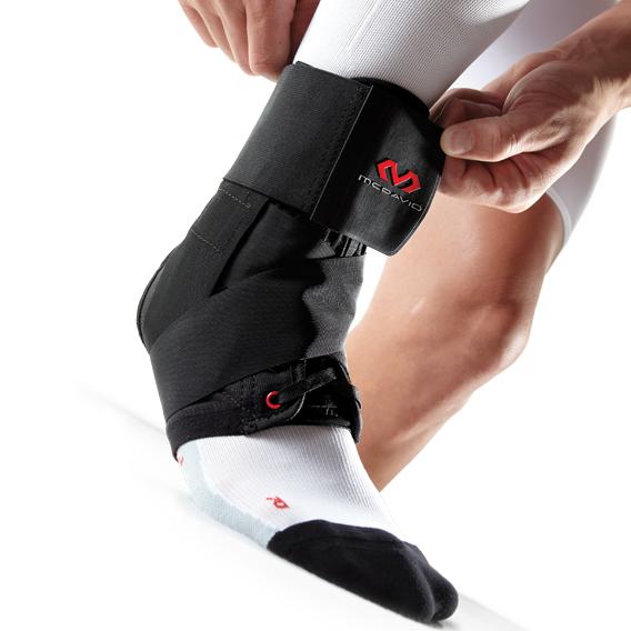 McDavid  [195] 極輕量綁帶式護踝 (一雙)