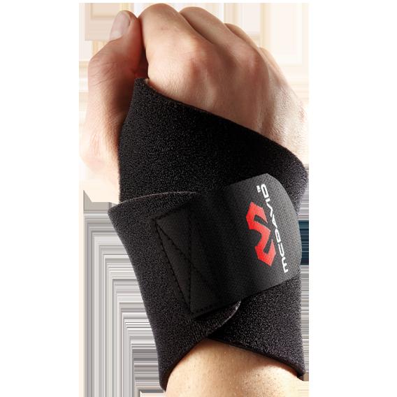 McDavid [451] 輕量調整型護腕 (腕部受傷/韌帶扭傷者適用)
