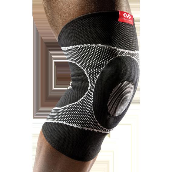 McDavid [5125] 凝膠彈性護膝 (肌肉拉傷/韌帶扭傷者適用)
