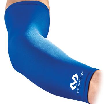 McDavid [656] 壓縮長版護肘 - 皇家藍