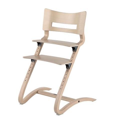 【安琪兒】丹麥【Leander】新款二代高腳椅(水洗木)