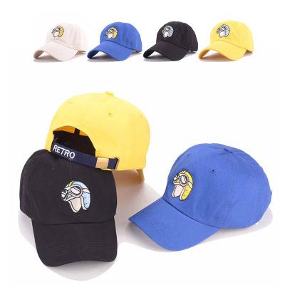 50%OFF【E014303H】韓版時尚騎士頭盔棒球帽子青少年夏季出遊卷帽檐嘻哈帽遮陽帽
