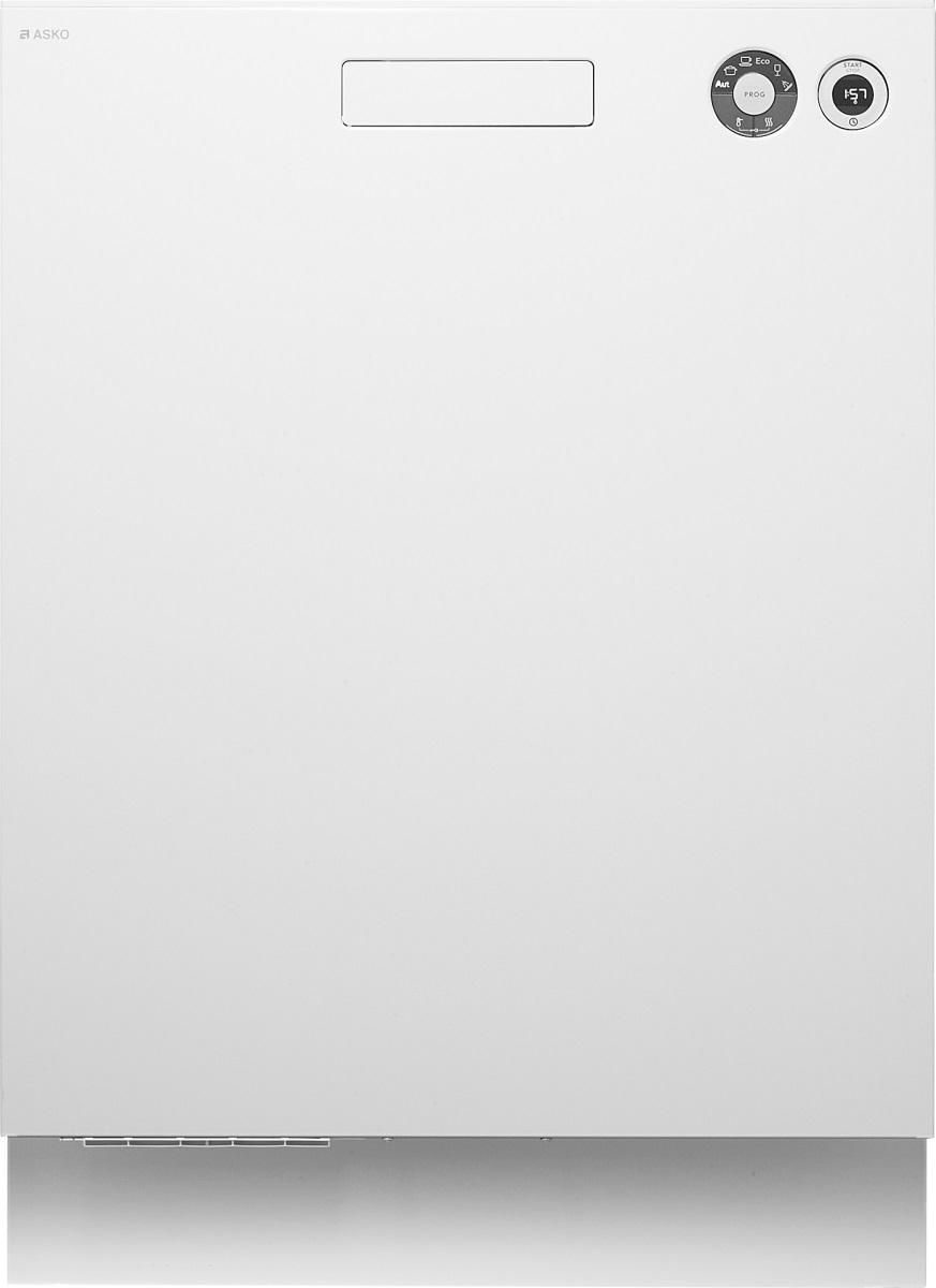 ASKO 瑞典賽寧 D5436 BI (白色) 嵌入式洗碗機 【零利率】※熱線07-7428010