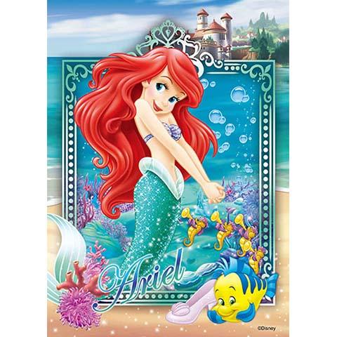 Disney Princess艾莉兒拼圖108片