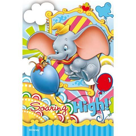 Dumbo夢想起飛拼圖204片