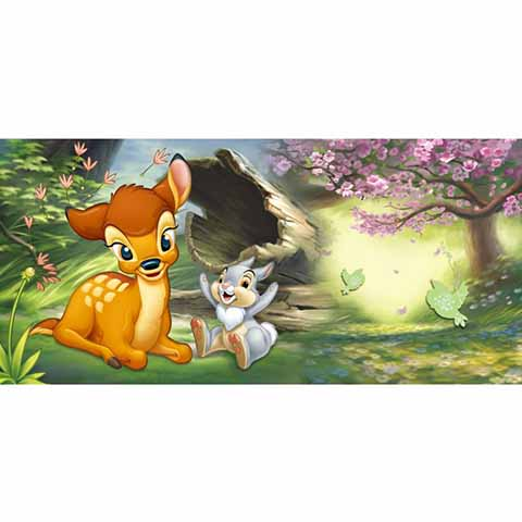 Bambi小鹿斑比拼圖510片