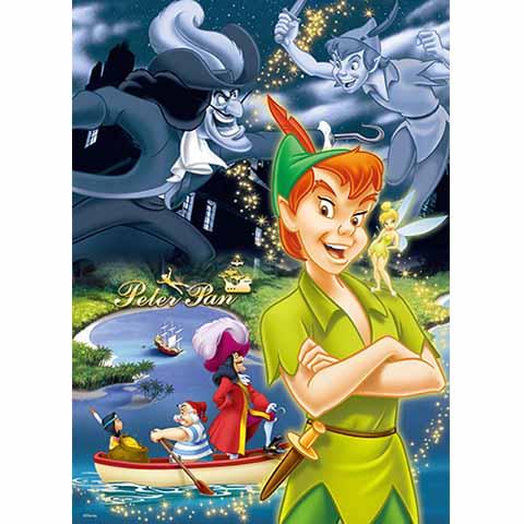 Peter Pan小飛俠彼得潘拼圖520片