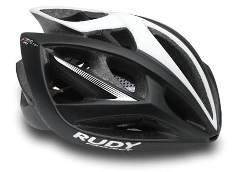 【7號公園自行車】RUDY PROJECT AIRSTORM 安全帽(黑白)