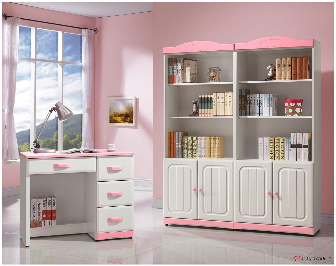 【石川家居】OU-706-4(P12) 泰勒絲2.5尺書櫃 (不含其他商品) 需搭配車趟
