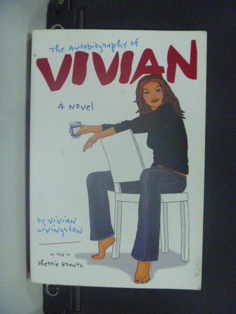 【書寶二手書T2/翻譯小說_JEA】The Autobiography of Vivian