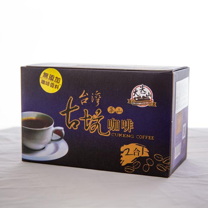 [古坑咖啡~TGC]古坑華山二合一咖啡18入/盒