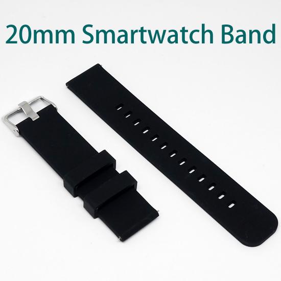 【手錶腕帶】20mm Samsung Gear S2 Classic/Moto 360 2 運動風格 智慧手錶專用錶帶/經典扣式錶環/替換式 SM-R732