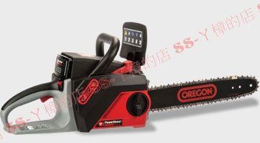 """美國品牌 OREGON CS250 14"""" 充電式鏈鋸機 / 鍊鋸機 40V鋰電(含稅價)"""