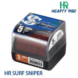 漁拓釣具 HR SURF SNIPER 500M(暗紅)