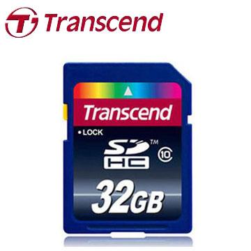 創見 32G SDHC (200X)記憶卡
