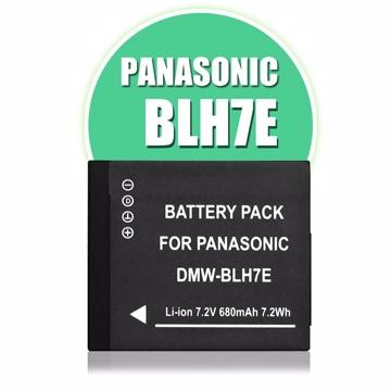 Panasonic DMW-BLH7E 高容量防爆相機電池