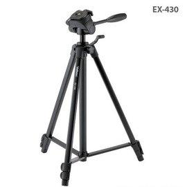 VELBON EX-430 鋁合金三角架 外出型腳架 方便,組裝輕鬆