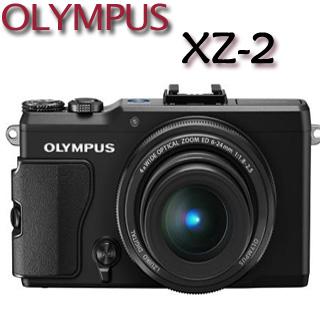 OLYMPUS XZ-2 F1.8大光圈頂級旗艦相機【公司貨】★送專用鋰電池+專用座充+超值8好禮清潔組+(8G WIFI記憶卡+原廠皮質頸鍊+原廠相機包)送完為止