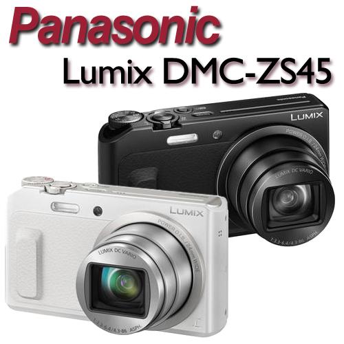 【現金優惠價★送16G卡+相機袋+清潔組+保護貼】Panasonic Lumix DMC-ZS45 數位相機 隨身炮筒【公司貨】