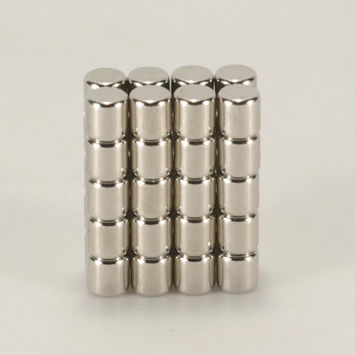 強力磁鐵釹鐵硼 圓直徑0.4公分*厚0.4公分 40個