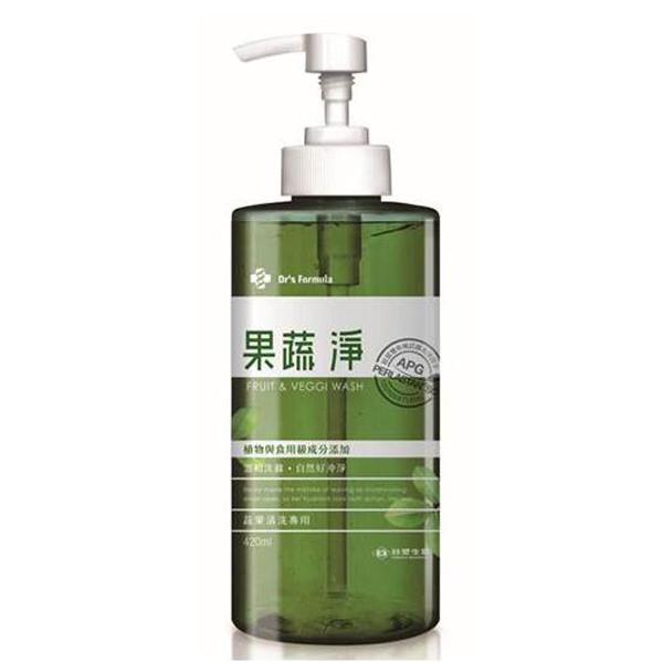 【台塑生醫】Dr'sFormula 果蔬淨420ml/(CDNP4GA04200)
