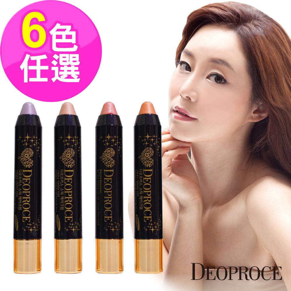 【Deoproce】繽紛絲滑眼影筆 15g►韓劇女星款