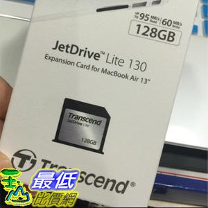[COSCO代購 如果沒搶到鄭重道歉] 創見 128G 擴充卡 Lite 130 MacBook Air 13吋 適用 +64G Type-C USB3.1 雙頭碟 _W108155