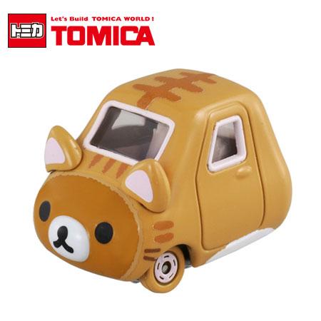 日貨 TOMICA CARS DREAM TM SP 拉拉熊變裝版 多美小汽車 多美夢幻版小汽車 TAKARA TOMY 日本進口【N400003】